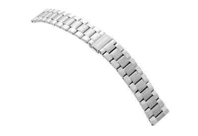 Samsung Galaxy watch 3 horlogeband staal zilver (45mm)