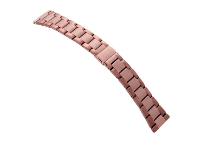 Samsung Galaxy watch 3 horlogeband staal koper (41mm)