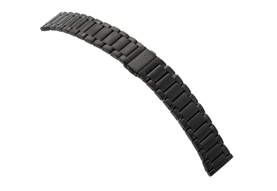 Samsung Galaxy watch 3 horlogeband staal zwart (45mm)