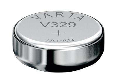 Varta V329/SR731SW