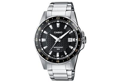 Casio horlogeband MTP-1290 staal