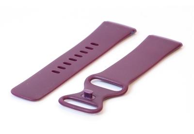 Fitbit Versa 3 horlogeband donkerpaars