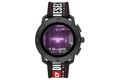 Diesel Axial horlogeband DZT2022