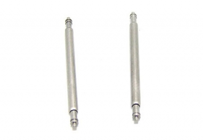 Spring bars 20mm - extra dik 2.00mm