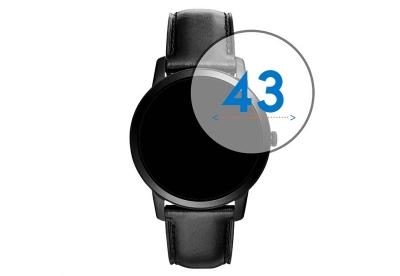 Universele beschermfolie horloges - 43mm