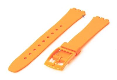 Swatch Lady horlogeband 12mm oranje
