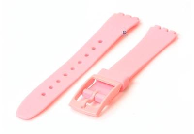 Swatch Lady horlogeband 12mm roze