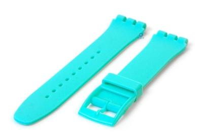 Swatch Irony Sistem51 horlogeband 20mm mintgroen