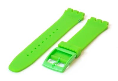 Swatch Irony Sistem51 horlogeband 20mm groen