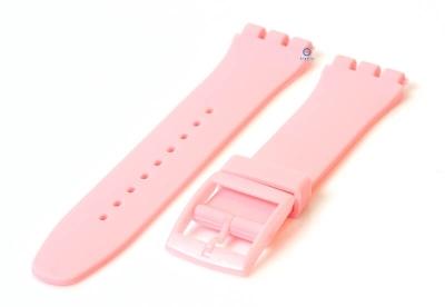 Swatch Irony Sistem51 horlogeband 20mm roze