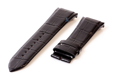 Guess Rigor W0040G1 horlogeband zwart
