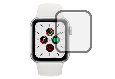 Apple Watch SE screenprotector curved - 40mm
