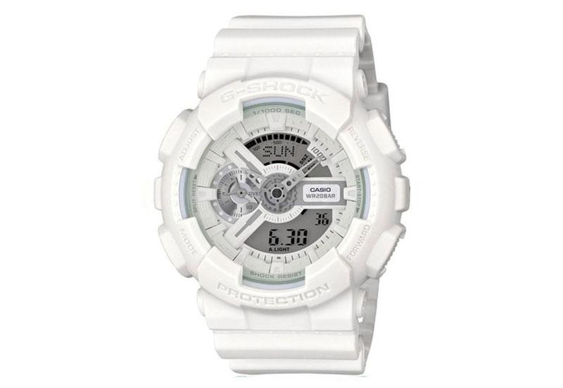 59bf2ed07c6f Watchstrap Casio G-Shock GA-110BC-7AER