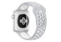 Apple watch sport horlogeband siliconen (42mm/44mm)